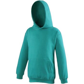 textil Børn Sweatshirts Awdis JH01J Jade