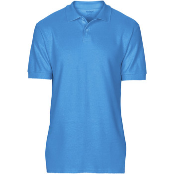 textil Herre Polo-t-shirts m. korte ærmer Gildan 64800 Sapphire