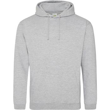 textil Sweatshirts Awdis College Heather Grey