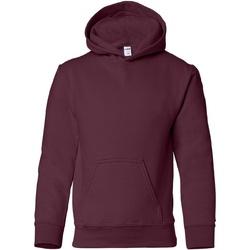 textil Børn Sweatshirts Gildan 18500B Maroon