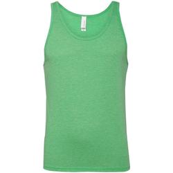 textil Dame Toppe / T-shirts uden ærmer Bella + Canvas CA3480 Green Triblend