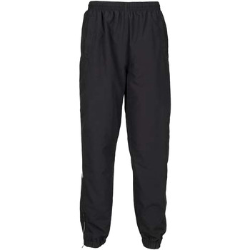 textil Herre Træningsbukser Tombo Teamsport TL470 Black/White Piping