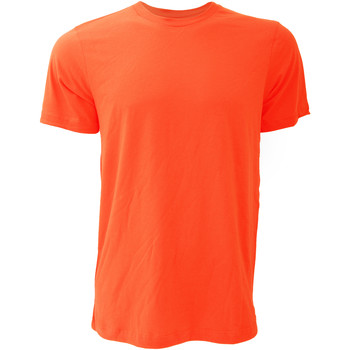 textil Herre T-shirts m. korte ærmer Bella + Canvas CA3001 Coral