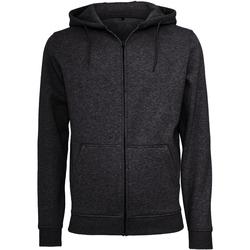 textil Herre Sweatshirts Build Your Brand BY012 Black