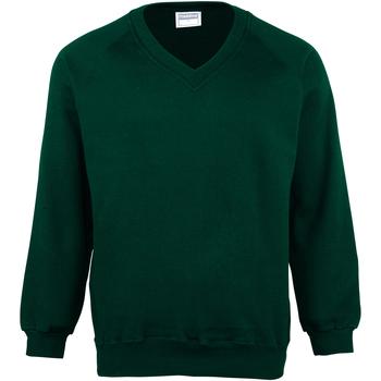 textil Børn Sweatshirts Maddins MD02B Bottle Green
