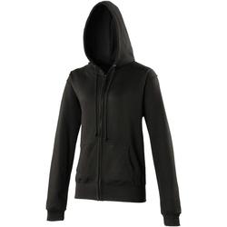 textil Dame Sweatshirts Awdis JH055 Jet Black