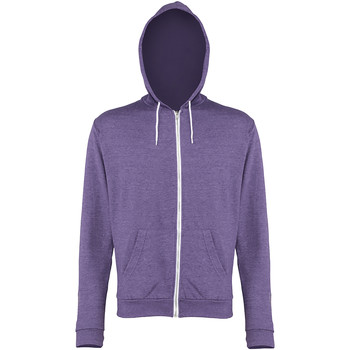 textil Herre Sweatshirts Awdis JH058 Purple Heather