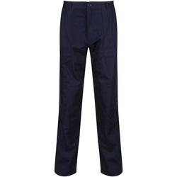 textil Herre Cargo bukser Regatta TRJ330L Navy Blue
