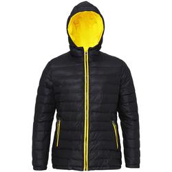 textil Dame Dynejakker 2786 TS16F Black/Bright Yellow