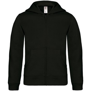 textil Børn Sweatshirts B And C B421B Black