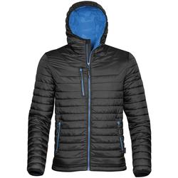 textil Herre Dynejakker Stormtech Gravity Black/Marine Blue