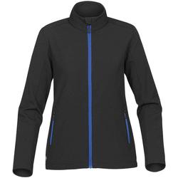 textil Dame Jakker Stormtech KSB-1W Black/ Azure Blue