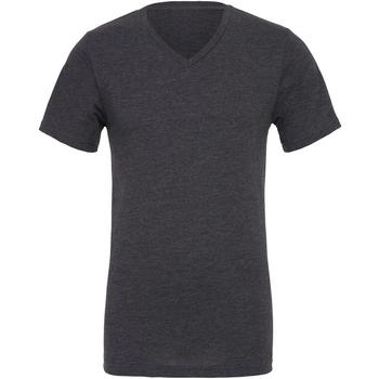 textil Herre T-shirts m. korte ærmer Bella + Canvas CA3005 Dark Grey Heather