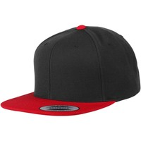 Accessories Kasketter Yupoong YP010 Black/Red