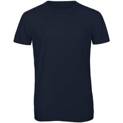 textil Herre T-shirts m. korte ærmer B And C TM055 Navy Blue