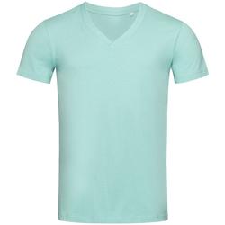 textil Herre T-shirts m. korte ærmer Stedman Stars  Frosted Blue