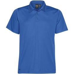 textil Herre Polo-t-shirts m. korte ærmer Stormtech Eclipse Azure Blue