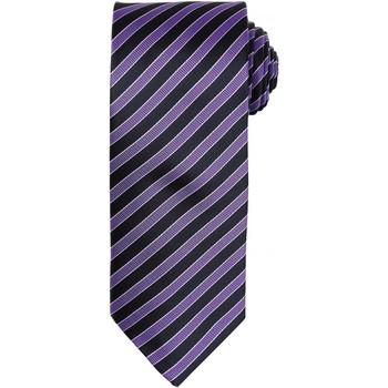 textil Herre Slips og accessories Premier PR782 Rich Violet/Black
