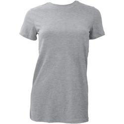 textil Dame T-shirts m. korte ærmer Bella + Canvas BE6004 Athletic Heather