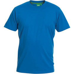 textil Herre T-shirts m. korte ærmer Duke Flyers-2 Blue