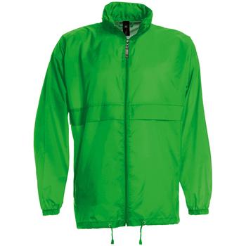 textil Herre Vindjakker B And C JU800 Real Green