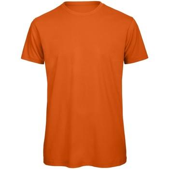 textil Herre T-shirts m. korte ærmer B And C TM042 Urban Orange