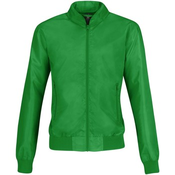 textil Dame Jakker B And C B658F Real Green/ Neon Orange