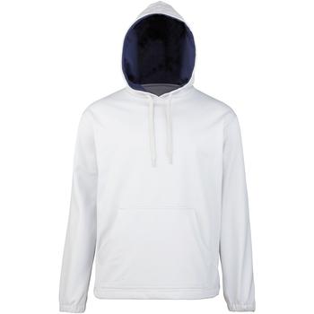 textil Dreng Sweatshirts Rhino RH70B Grey/Navy