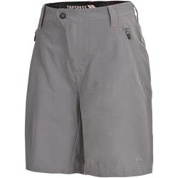 textil Dame Shorts Trespass Brooksy Storm Grey