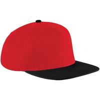 Accessories Kasketter Beechfield B660 Classic Red/Black