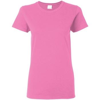 textil Dame T-shirts m. korte ærmer Gildan Missy Fit Azalea