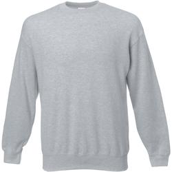 textil Herre Sweatshirts Universal Textiles 62202 Grey