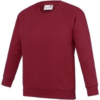 textil Børn Sweatshirts Awdis AC01J Claret