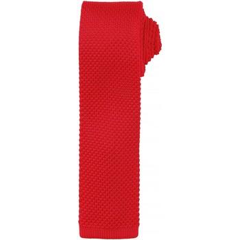 textil Herre Slips og accessories Premier Textured Red