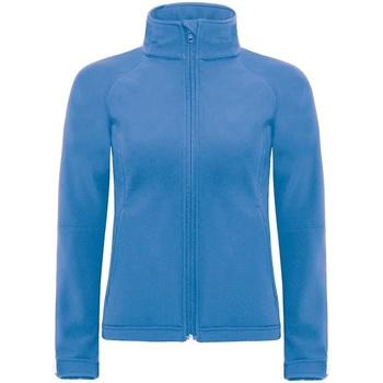 textil Dame Vindjakker B And C JW937 Azure Blue