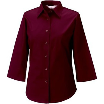 textil Dame Skjorter / Skjortebluser Russell 946F Port