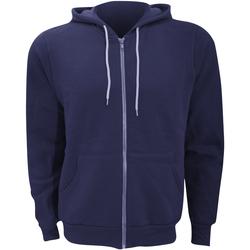 textil Herre Sweatshirts Bella + Canvas CA3739 Navy Blue
