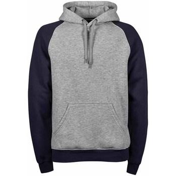 textil Herre Sweatshirts Tee Jays TJ5432 Heather Navy