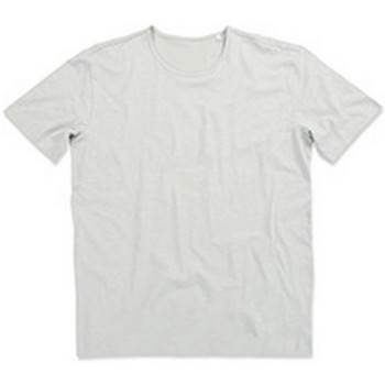 textil Herre T-shirts m. korte ærmer Stedman Stars Shawn Powder Grey