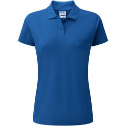 textil Dame Polo-t-shirts m. korte ærmer Jerzees Colours 539F Bright Royal