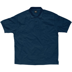 textil Dreng Polo-t-shirts m. korte ærmer Sg SG59K Navy Blue