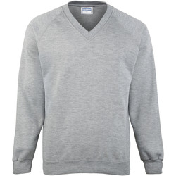 textil Herre Sweatshirts Maddins MD02M Oxford Grey