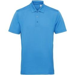 textil Herre Polo-t-shirts m. korte ærmer Tridri TR012 Sapphire