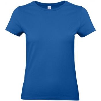 textil Dame T-shirts m. korte ærmer B And C E190 Royal Blue