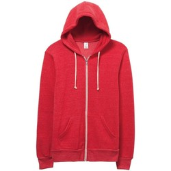 textil Herre Sweatshirts Alternative Apparel Alternative Eco True Red