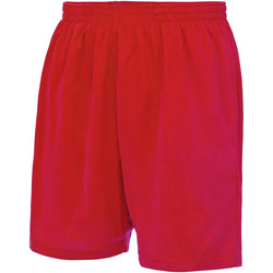 textil Herre Shorts Just Cool JC080 Fire Red