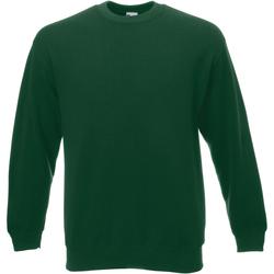 textil Herre Sweatshirts Universal Textiles 62202 Dark Green