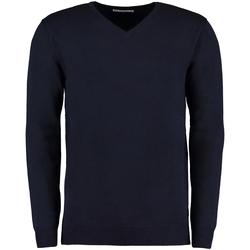 textil Herre Pullovere Kustom Kit Arundel Navy Blue