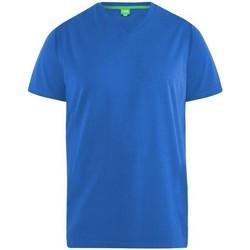 textil Herre T-shirts m. korte ærmer Duke  Blue