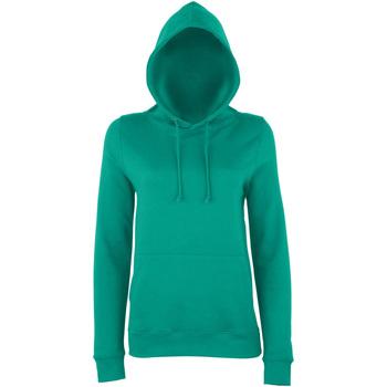textil Dame Sweatshirts Awdis Girlie Jade